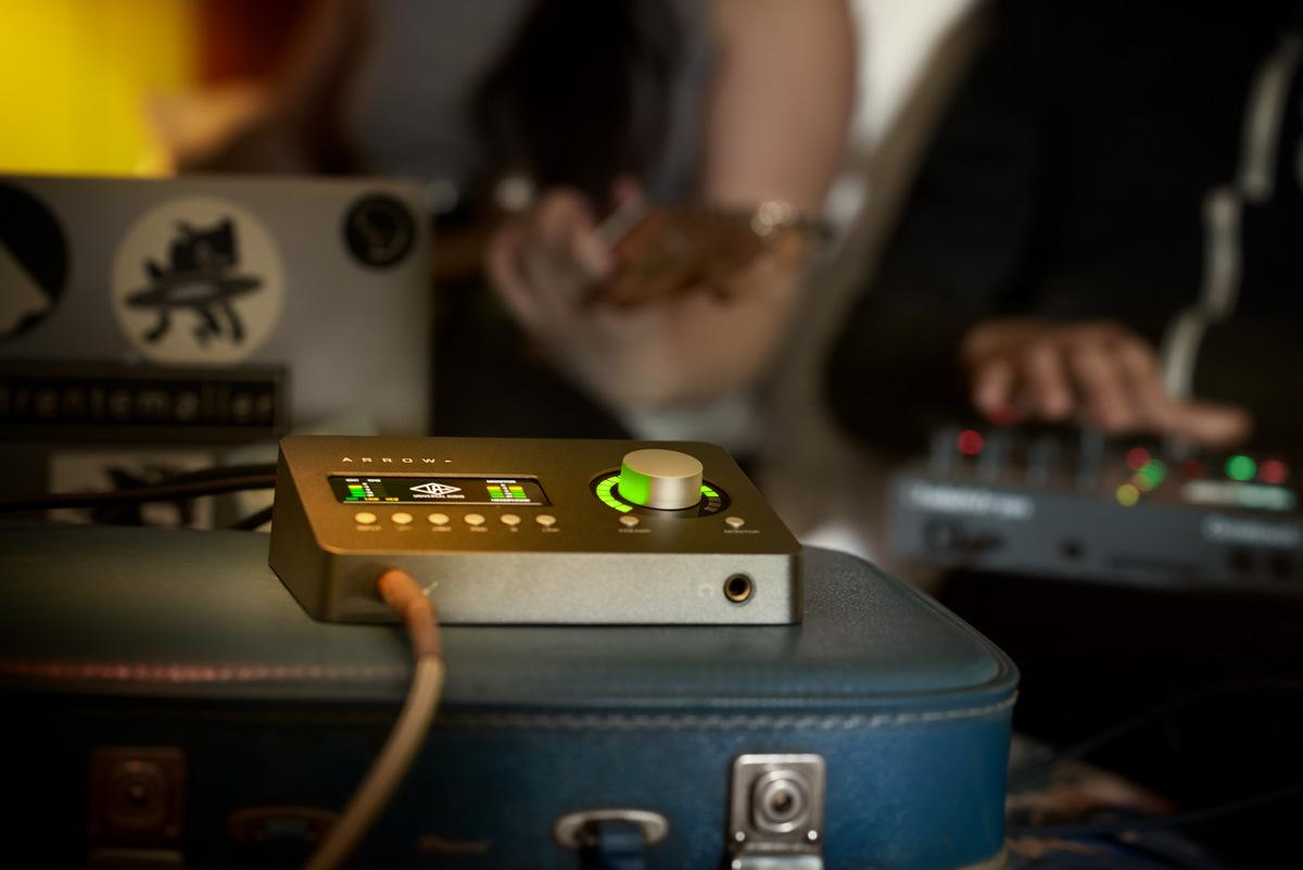 AudioPro | Universal Audio Arrow audio interfejs