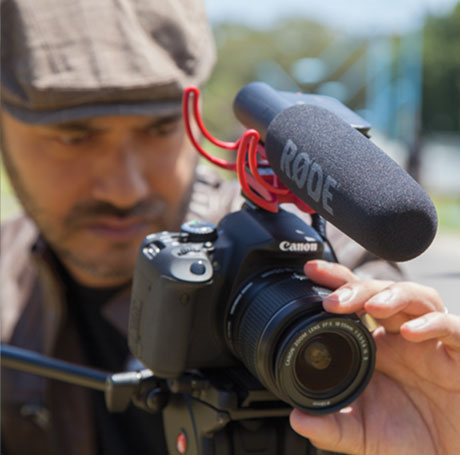 Upoznavanje s kamerama Canon-a