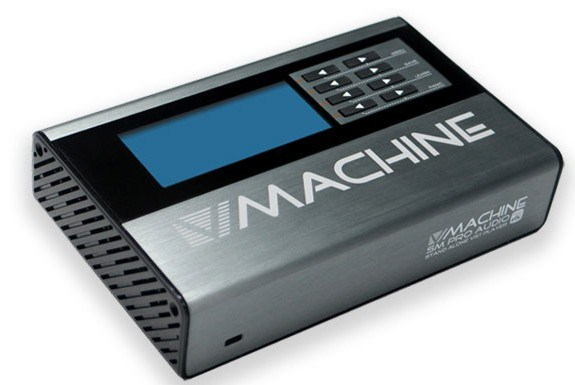 playback machine
