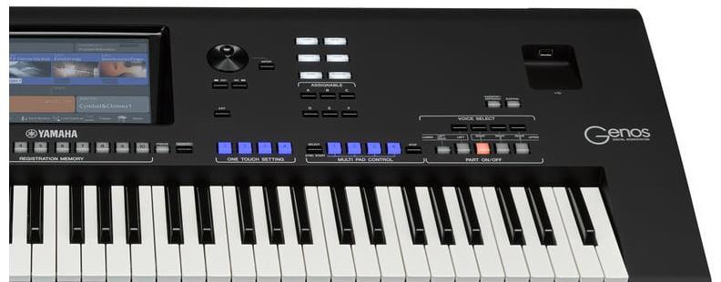 AudioPro | Yamaha GENOS aranžer radna stanica