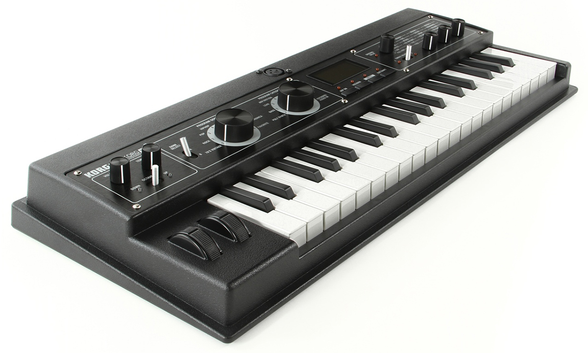audiopro korg microkorg xl synthesizer. Black Bedroom Furniture Sets. Home Design Ideas