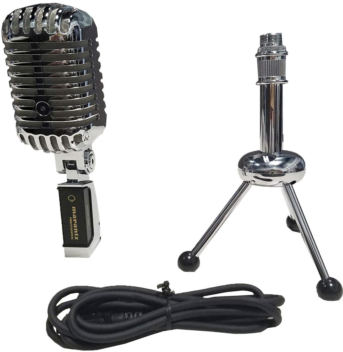 mikrofon za upoznavanje s mikrofonom