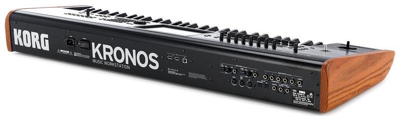 AudioPro | Korg Kronos 61 Model 2015 synthesizer radna stanica