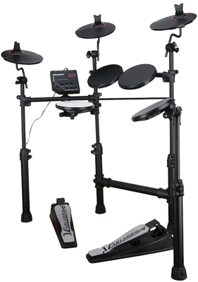 Carlsbro-CSD100-electronic-drumkit-drum-set-right-view