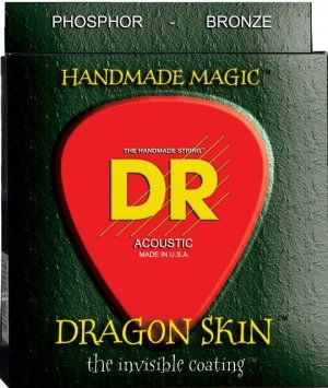 DR K3 Dragon Skin Acoustic DSA-12