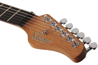 NICK JOHNSTON DS HSS AGRN HEADSTOCK