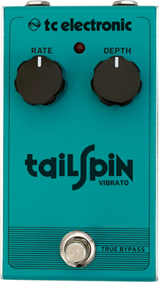 TailSpin Vibrato front