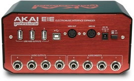 Akai EIE audio interfejs