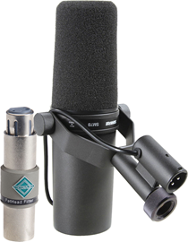Shure SM7B + Triton Audio FetHead BUNDLE set