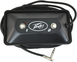 Peavey Multi-purpose 2-button LEDs podni prekidač