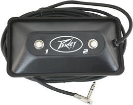 Peavey Multi-purpose 2-button podni prekidač