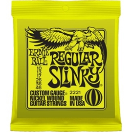 Ernie Ball 2221 Regular Slinky Nickel Wound žice...