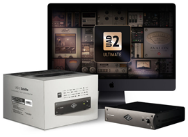 Universal Audio UAD-2 Satellite TB3 Octo Ultimat...
