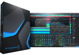 PreSonus Studio One 5 professional Upgrade from ...