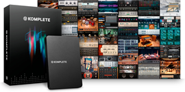 Native Instruments Komplete 11 softver