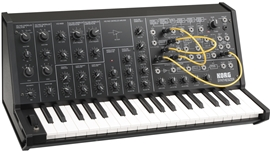 Korg MS-20 Mini analogni synthesizer