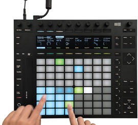 Ableton Push 2 kontroler