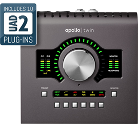 Universal Audio Apollo Twin MKII DUO au...