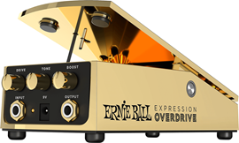 Ernie Ball 6183 Expression Overdrive pedala