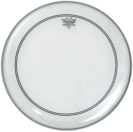 REMO Drum Head Powerstroke 3 Clear Bass Drum 26