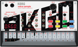 Korg Volca Sample OK GO kompaktni sample sekvencer