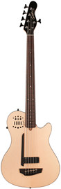 Godin A5 Bass ULTRA Natural SG Fretted RN SA ele...