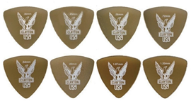 GEWA Clayton Pick ULTEM Gold 1,07mm trzalica
