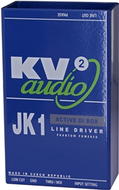 KV2 Audio JK1 aktivni direct box