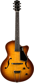 Godin 5th Avenue Jazz Sunburst HG Sunburst elekt...
