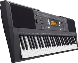 Yamaha PSR-E343 synthesizer