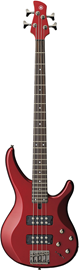 Yamaha TRBX304 Candy Apple Red bas gitara