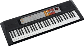 Yamaha PSR-F50 synthesizer