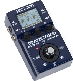 Zoom MS-100BT multistomp gitarska pedala