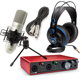 Audio Pro Advanced Studio Bundle XL studijski ko...