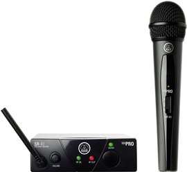 AKG WMS40 Mini Vocal Set US45B bežični mikrofons...