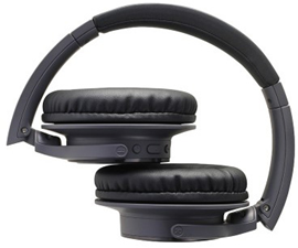 Audio-Technica ATH-SR30BT Black bežične bluetoot...