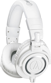 Audio-Technica ATH-M50xWH White slušalice