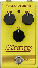 tc electronic Afterglow Chorus pedala