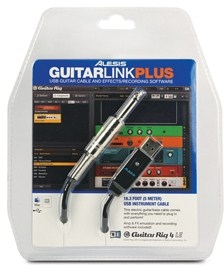 Alesis GuitarLink Plus kabel