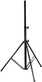 American Audio LSS-3A, PRO-speaker stand aluminum, black