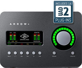 Universal Audio Arrow audio interfejs