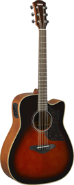 Yamaha A1M (2017-) Tobacco Brown Sunburst elektr...