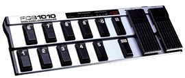 Behringer FCB1010 MIDI Foot Controller pedale