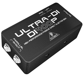 Behringer DI400P Ultra-DI pasivni direct box