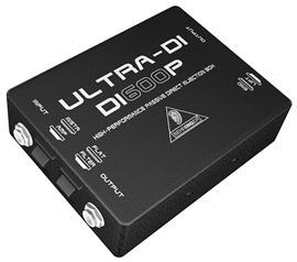 Behringer DI600P Ultra-DI pasivni direct box