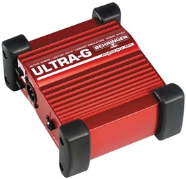 Behringer Ultra-G GI100 gitarski aktivni direct box