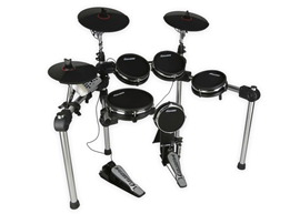 Carlsbro-CSD500-electronic-drum-kit-set-left-side