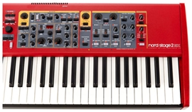 Nord Stage 2 EX HP76 synthesizer