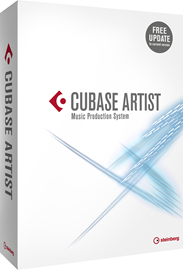 Steinberg Cubase Artist 9 Educational Edition so...