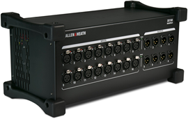 Allen&Heath DX168 modul/stagebox